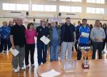 Οι προπονητές του Αναπτυξιακού, Πρωτάθλημα ενώσεων 2011, Πρέβεζα